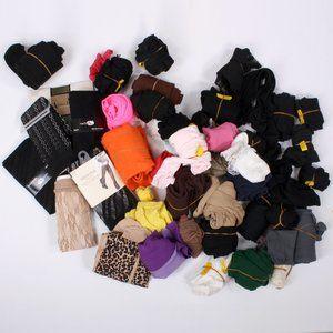 45 pair Stockings Socks Panty Hose Leg Warmer LOT